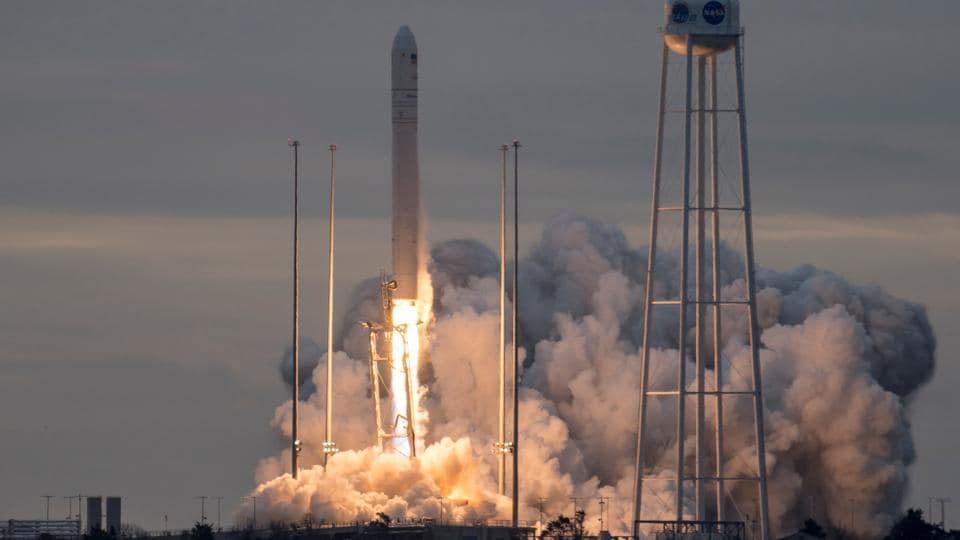 NASA,Orbital ATK,International Space Station