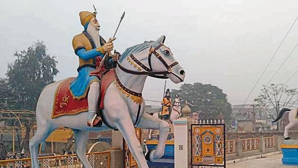 Sadaknama controversy,Maharaja Ranjit Singh,Suraj Di Akh