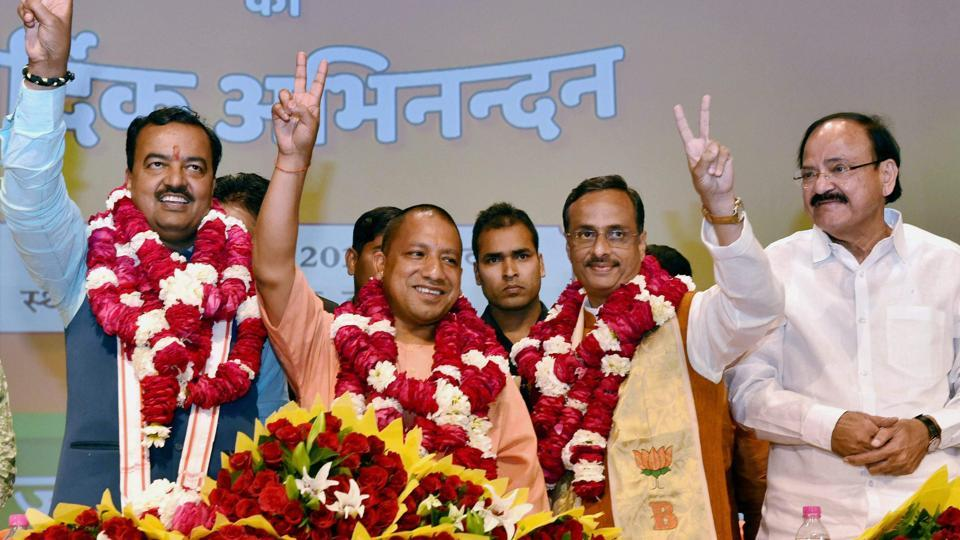 Yogi Adityanath, who participated in Gujarat Gaurav Yatra  in mid-October, is likely to address a series of public meetings across the poll bound state after the conclusion of the urban local bodies election in UP.