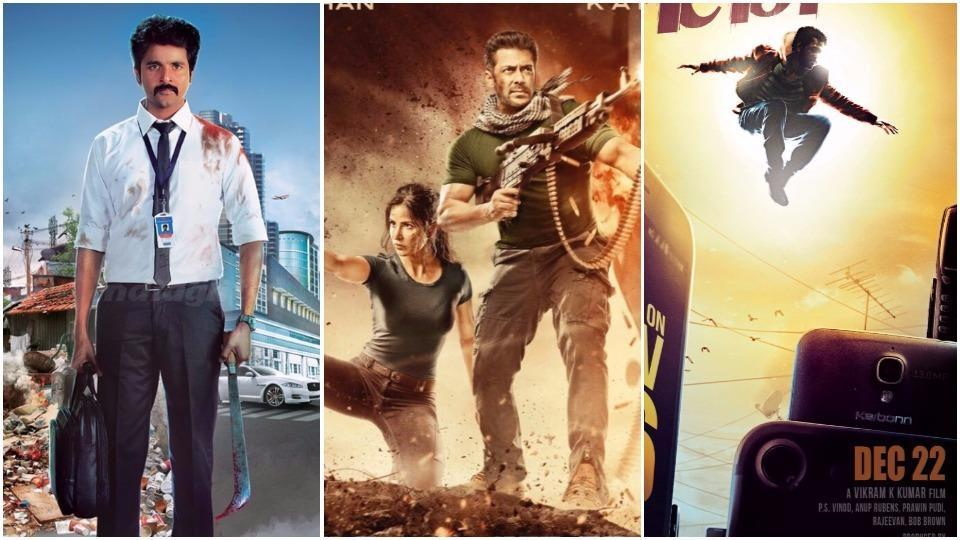 Salman Khan's Tiger Zinda will clash with two anticipated regional films.