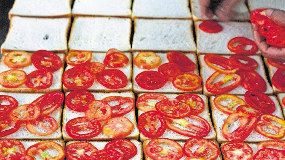 Delhi wale,Chawri Bazar,Best sandwich in Delhi