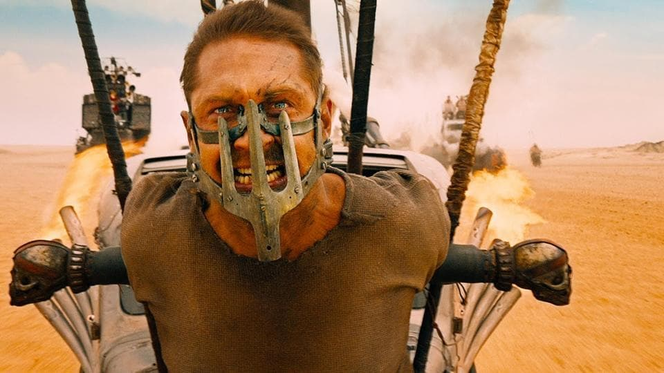 Mad Max,Mad Max: Fury Road,George Miller