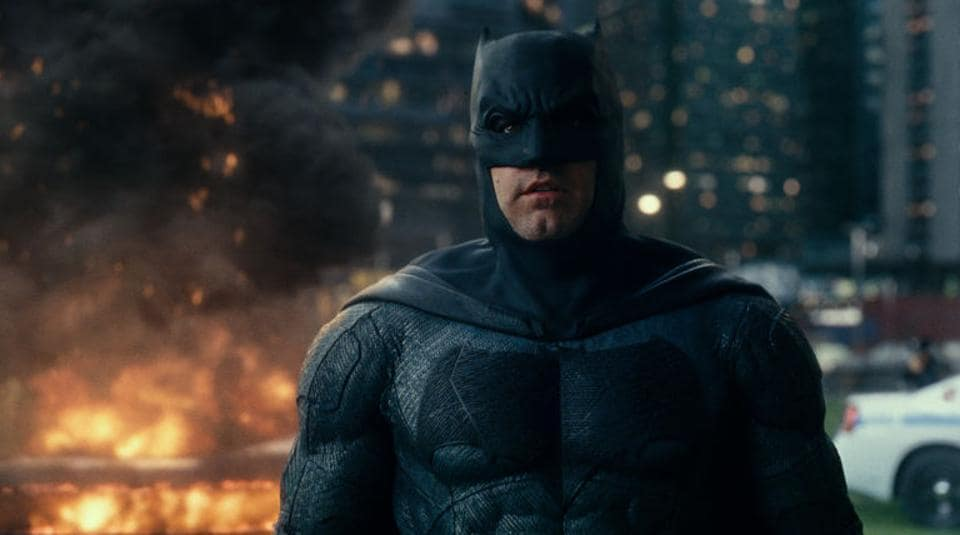 Ben Affleck is talking about quitting the DCEU again.