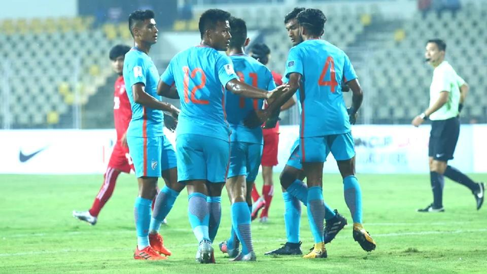 India managed to grab a point despite an underwhelming performance against Myanmar in an AFC Asian Cup qualifier on Tuesday.