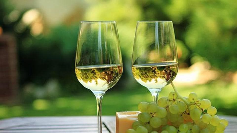 The world's very first wine is thought to have been made from rice in China around 9,000 years ago.