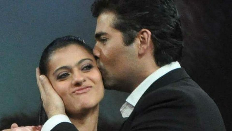 Kajol and Karan Johar have worked together in three films.