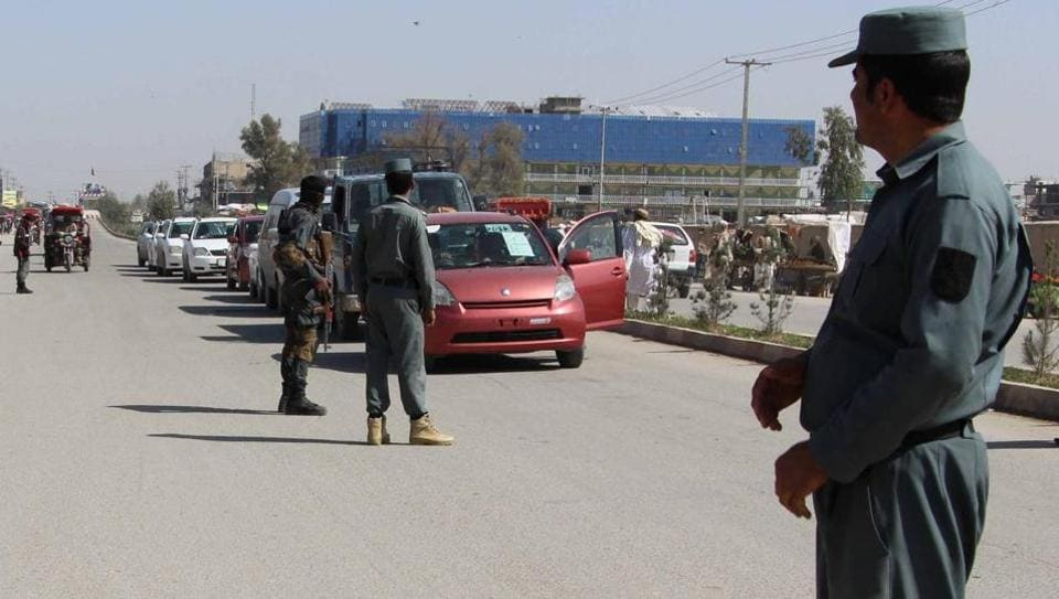 The Taliban, who have stepped up their attacks against Afghan security forces, claimed responsibility for the attacks.