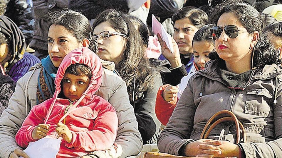 Nursery admissions,Chandigarh schools,Chandigarh news