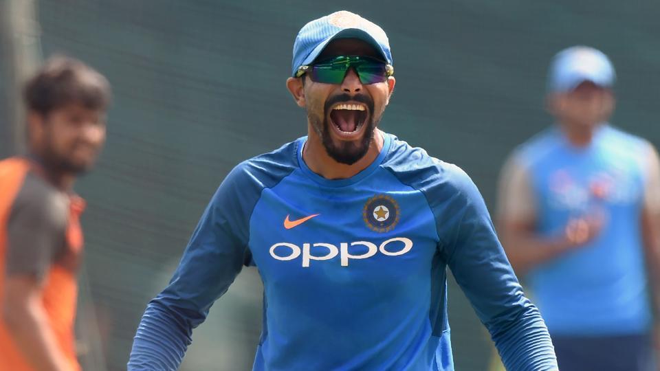 Indian cricketer Ravindra Jadeja is eyeing the top spot in bowlers' rankings.