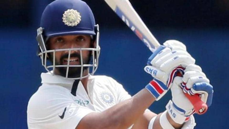 Ajinkya Rahane will be one of India's batting mainstays in the Test  series against Sri Lanka.