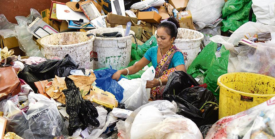 SWaCH,Citizens' failure,segregate filthy garbage