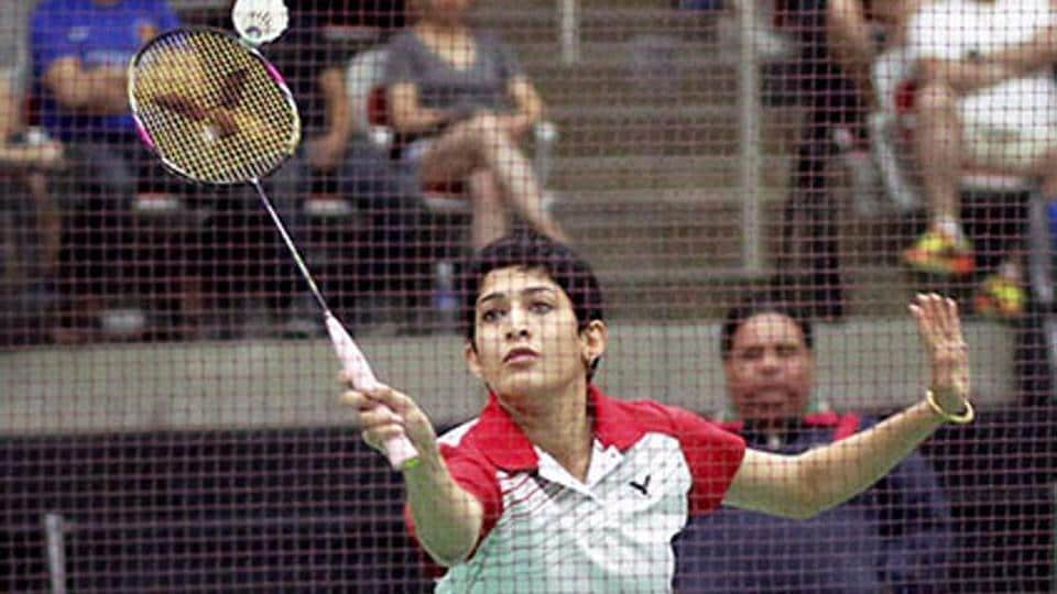 Ashwini Ponnappa has reached the main draw of the China Open Superseries Premier.