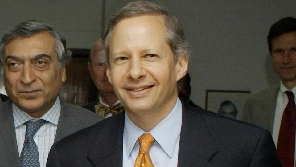 Kenneth Juster,US ambassador,US envoy to India