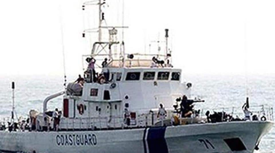 Coast Guard deny firing rubber bullets at fishermen