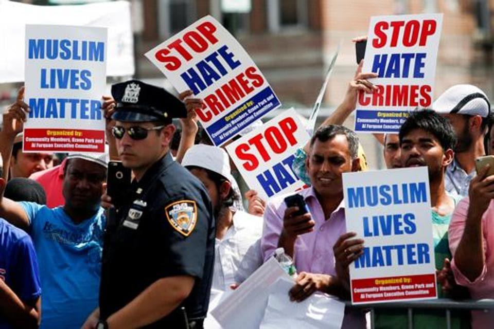 Hijab,Terrorist,Hate crime