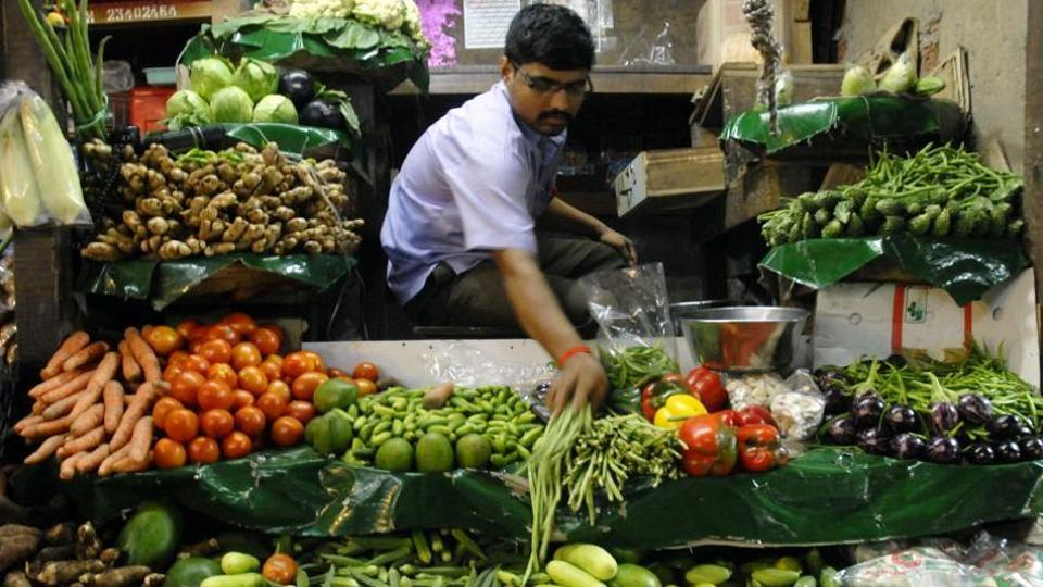 Wholesale inflation hits 6-month high due to food