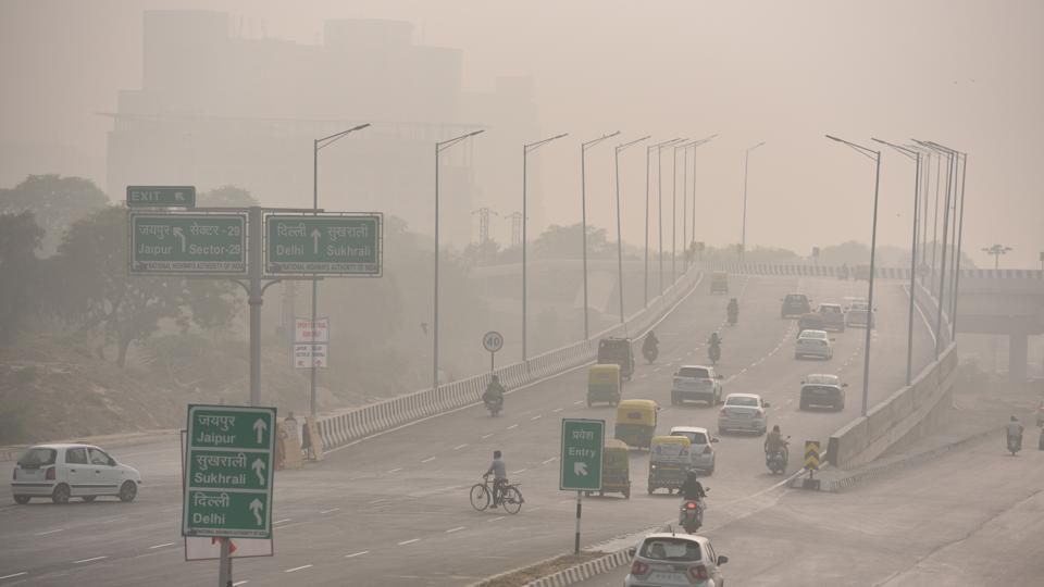 The city's worsening air has worried authorities who enforced stringent measures to control pollution, as recommended under the graded response action plan.