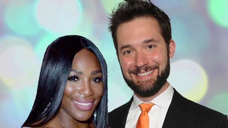 Serena Williams, Alexis Ohanian to Wednesday on November 16