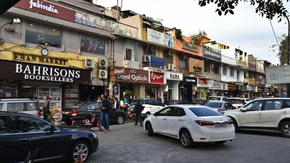 Khan Market,Costliest retail spot,Cushman and Wakefield