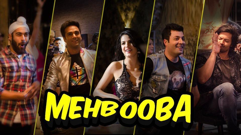 Fukrey Returns,Fukrey Returns song,Fukrey Returns song Mehbooba