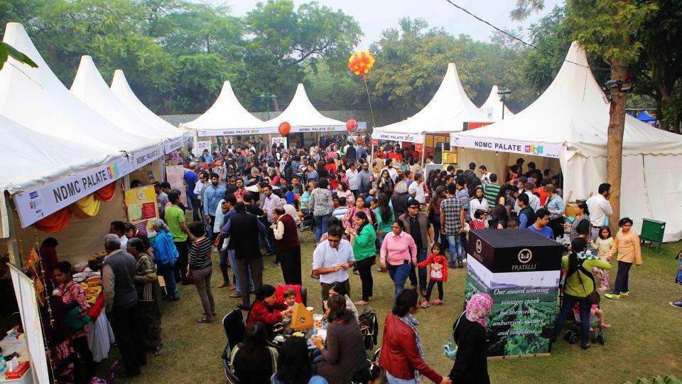 delhi,delhi metro,HT Palate fest
