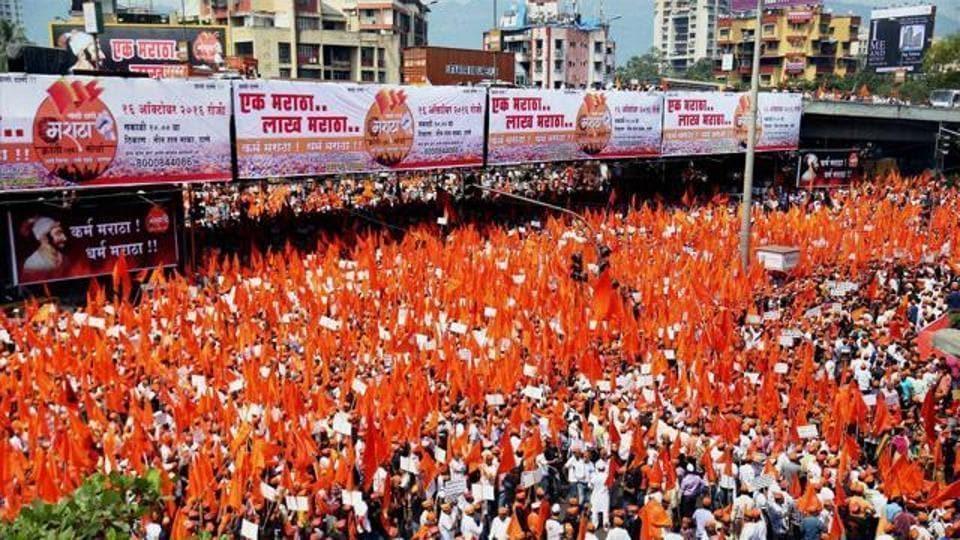 Mumbai,Maratha,Maratha morcha