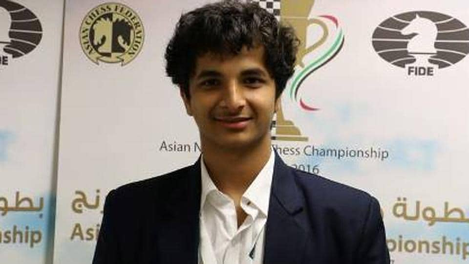 Vidit Gujrathi was hailed as the 'next big Indian talent' by VIshwanathan Anand.