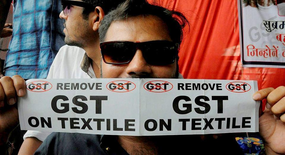 GST,Surat Textile industry,Surat