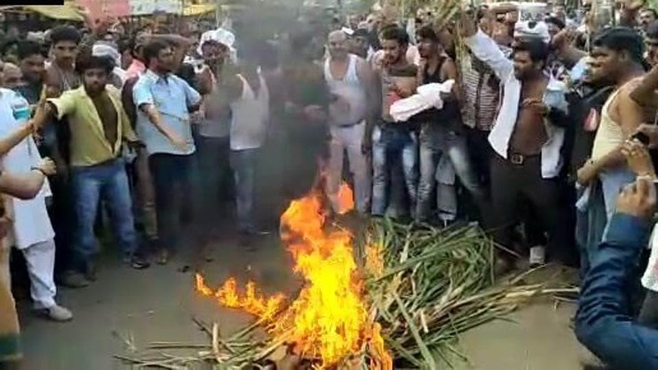 Madhya Pradesh,Sugarcane farmers,Narsinghpur
