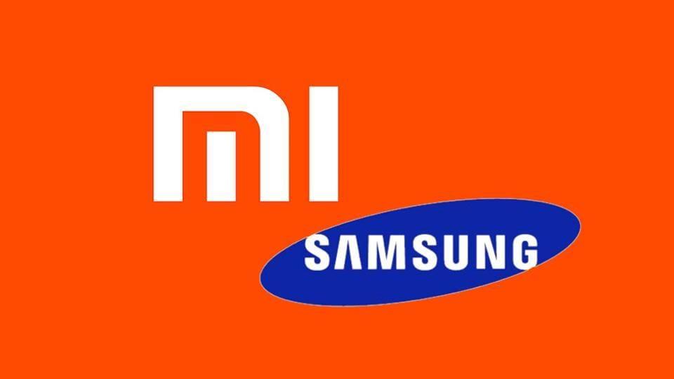 Xiaomi,Samsung,Smartphone brands
