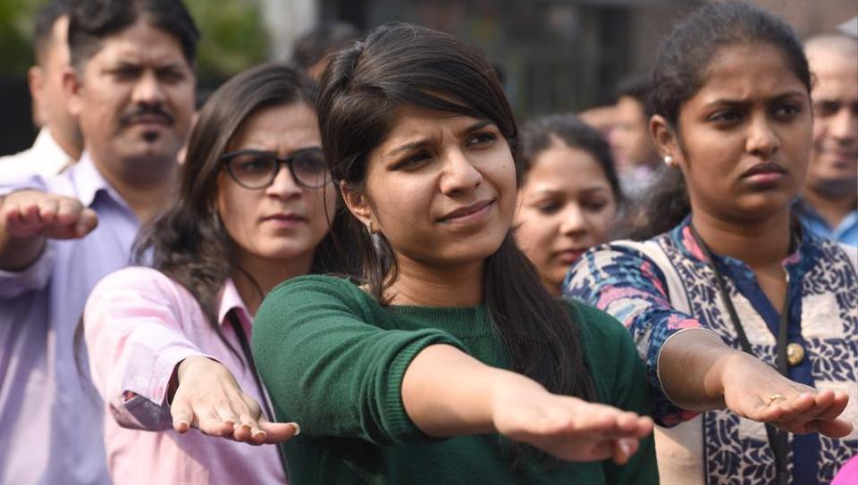 Poor air quality,Delhi-NCR,Cyber Hub