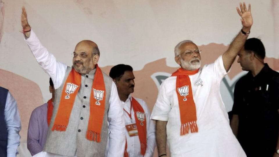 BJP declares Gujarat first list, Rupani to contest from Rajkot