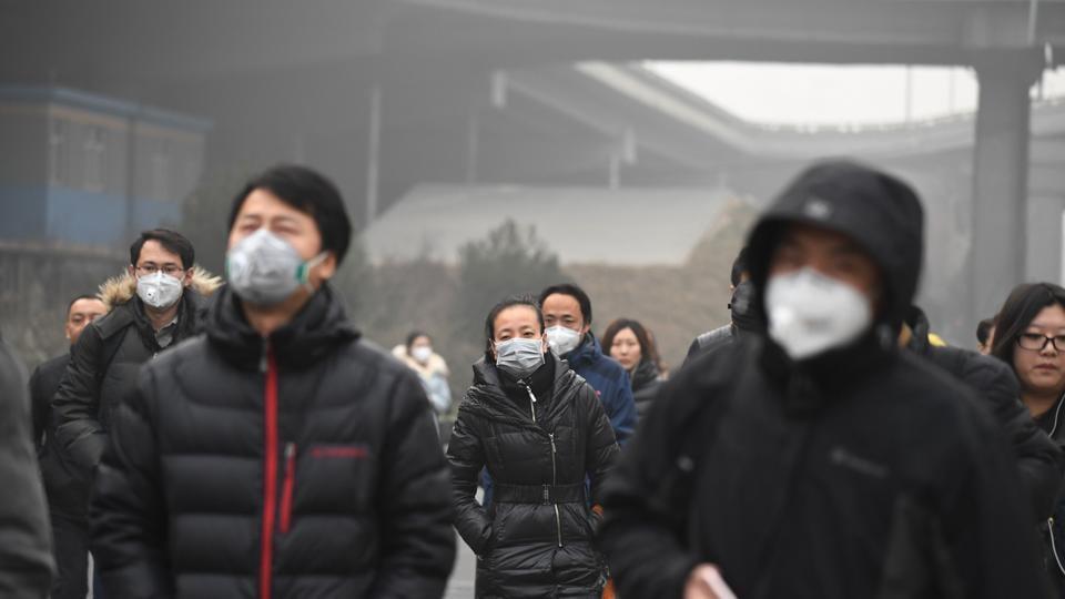 Pollution,Delhi,Beijing
