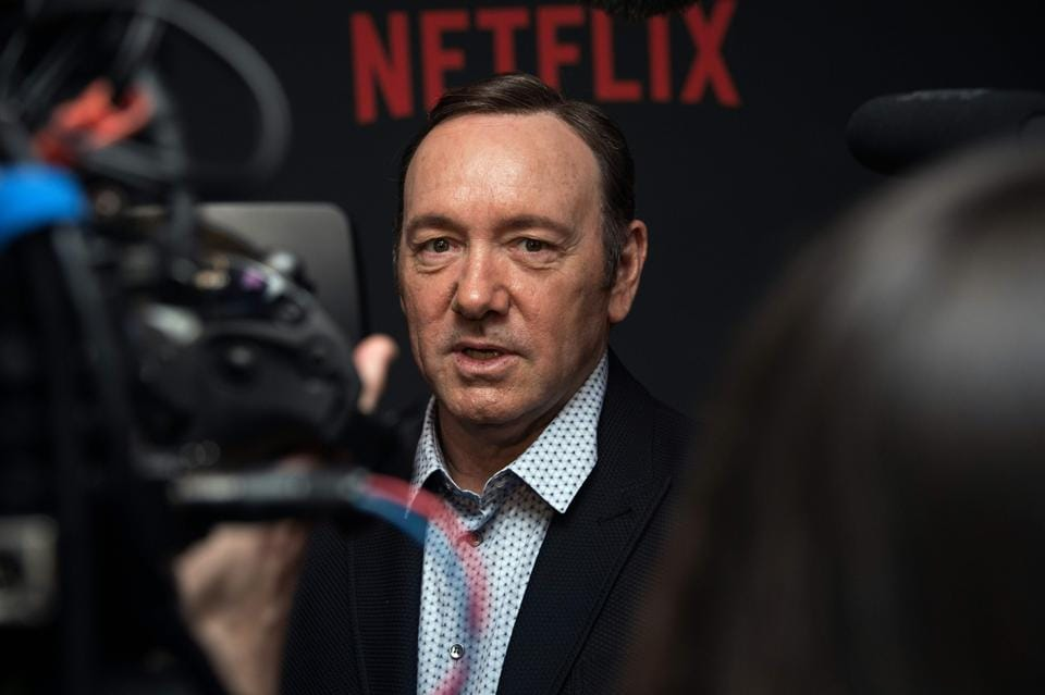 Kevin Spacey,Netflix,Kevin Spacey sexual assault