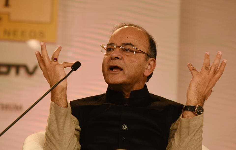 Finance minister Arun Jaitley was delighted when asked at the 14th HT Leadership Summit on Friday whether the country had the appetite to absorb two big-bang reforms.