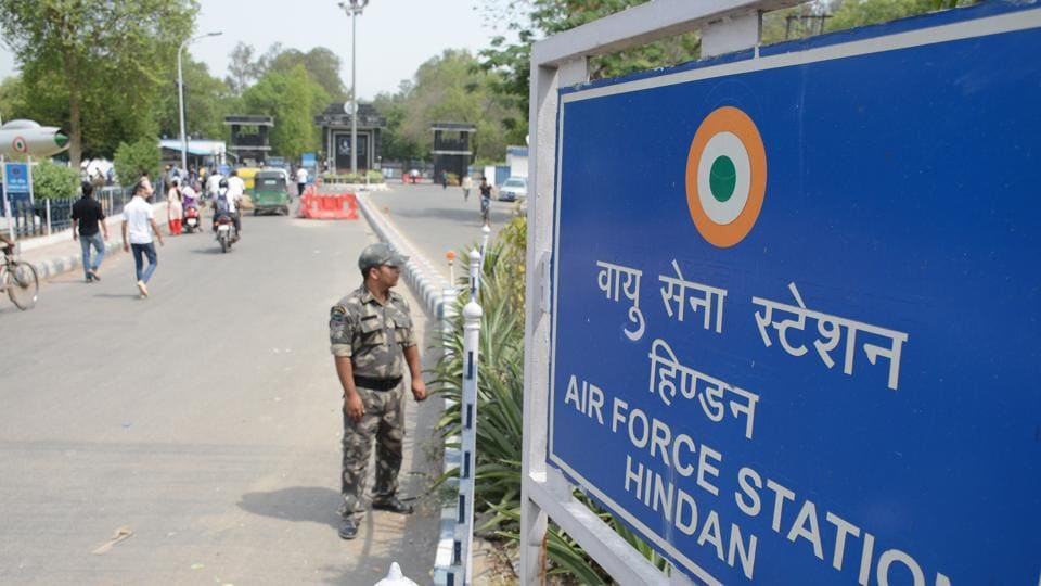 The incident came amid heightened security in military installations in north India over possible terrorist strikes.
