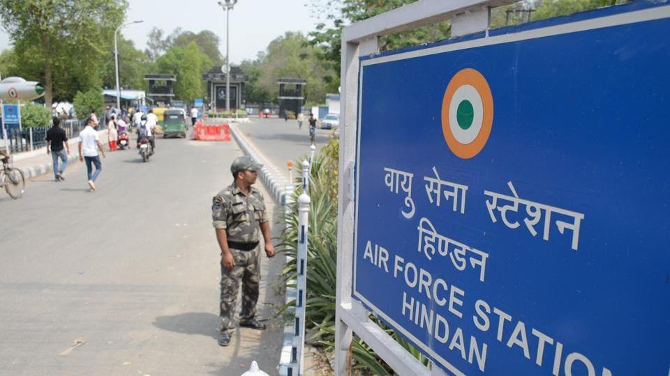 Hindon air base,Ghaziabad,Hindon