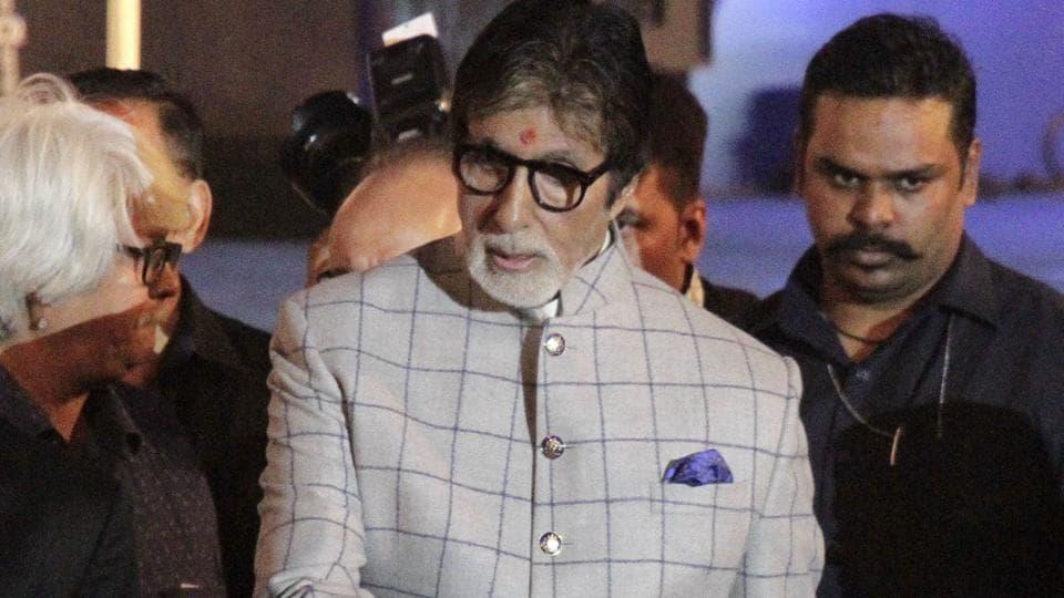 Amitabh Bachchan,IFFI 2017,IFFI