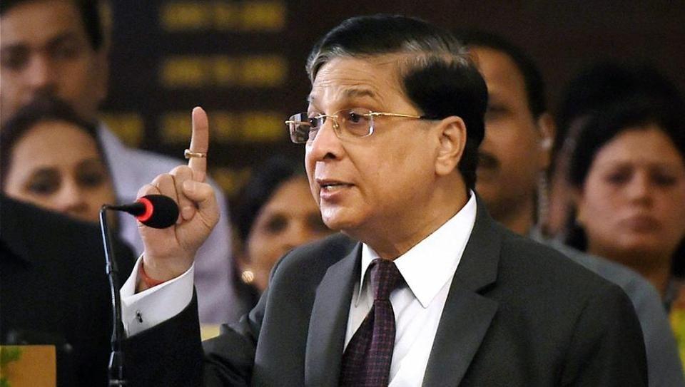 Dipak Misra,Chief Justice of India,CJI
