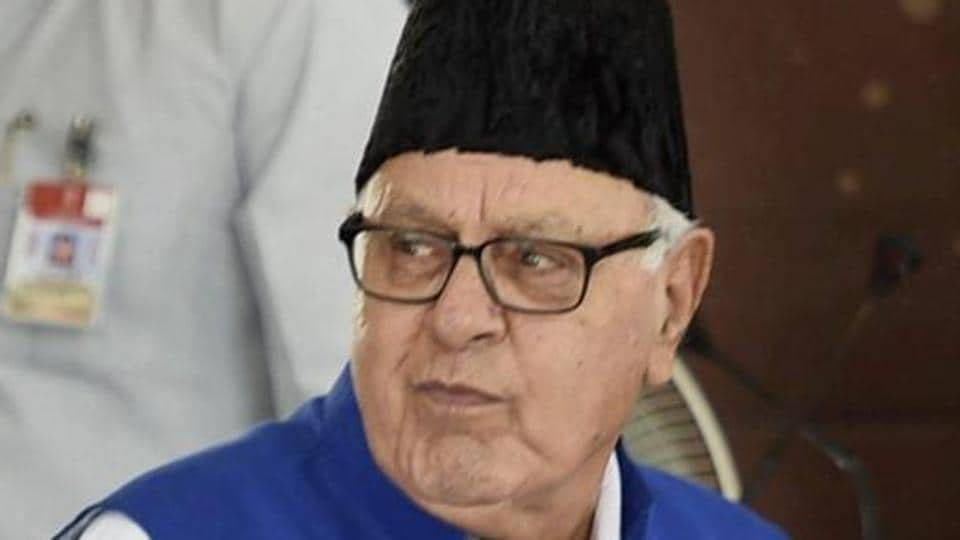 National Conference chief Farooq Abdullah had said last week that PoK belongs to Pakistan.