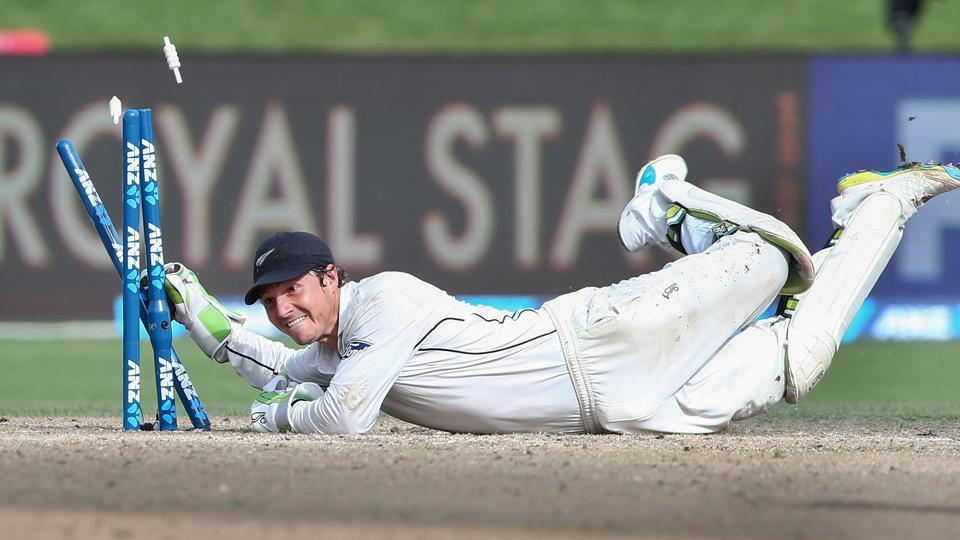 BJ Watling is battling a hip injury and is racing against time to be fit for the first Test against West Indies in Wellington starting on December 1.
