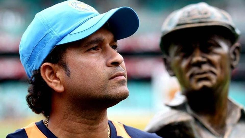 Cricket's all time great Don Bradman once said that Sachin Tendulkar reminded him of his younger self.