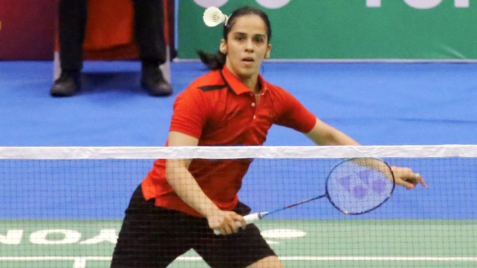Saina Nehwal,badminton,China Open