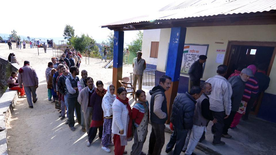 The election commission had decided to monitor 2,300 of a total of 7,525 polling stations through webcasting on voting day.