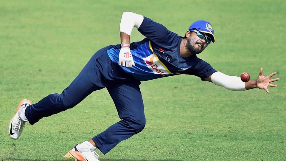 Chandimal's team faces an uphill task against Virat Kohli's side and will be desperate to break their winless record in India. (PTI)