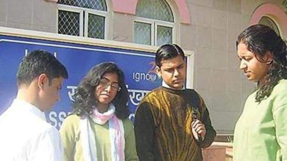 Ignou said on Wednesday that admission to its Bachelor Preparatory Programme  for the January 2018 session is available online through common service centre.