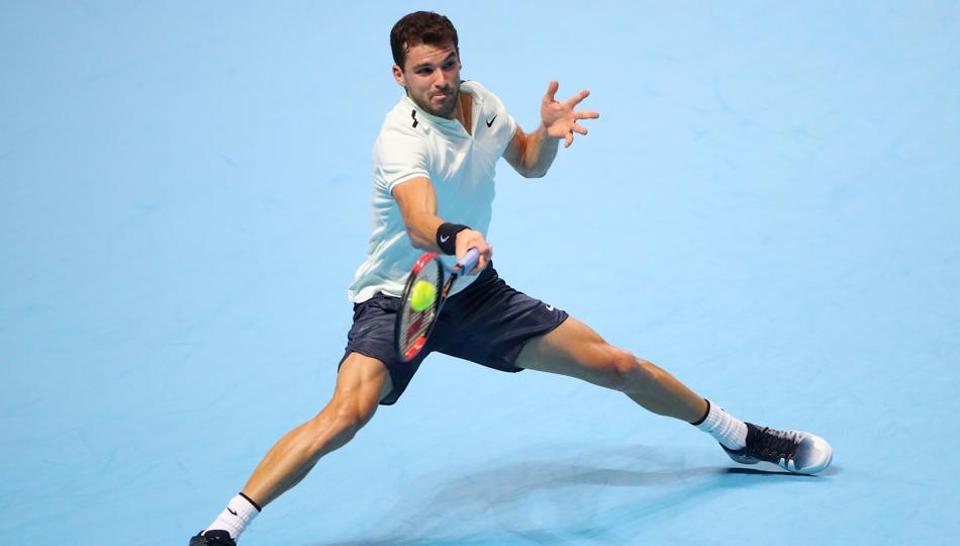 Grigor Dimitrov,David Goffin,ATP Finals