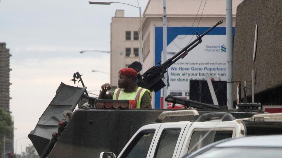 Zimbabwe,military takeover,Robert Mugabe