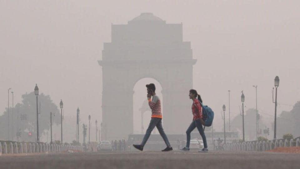 Delhi air quality,Delhi fog,Delhi smog