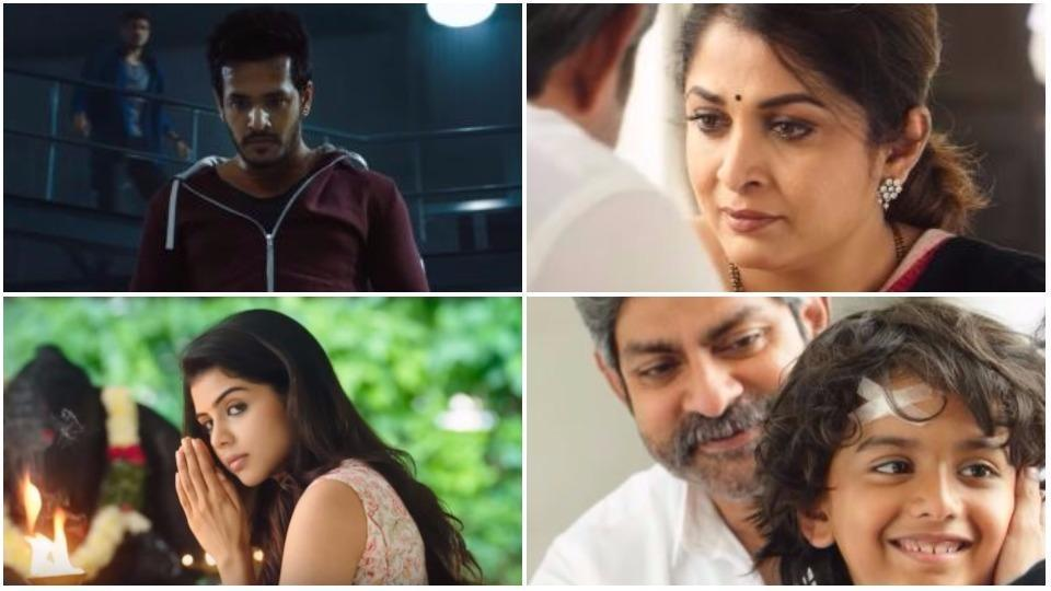 Hello teaser: Akhil Akkineni's second film is a romance-drama also starring Kalyani Priyadharshan.